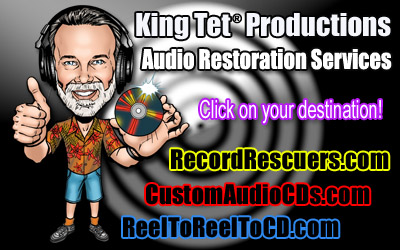 Other services by King Tet Productions
